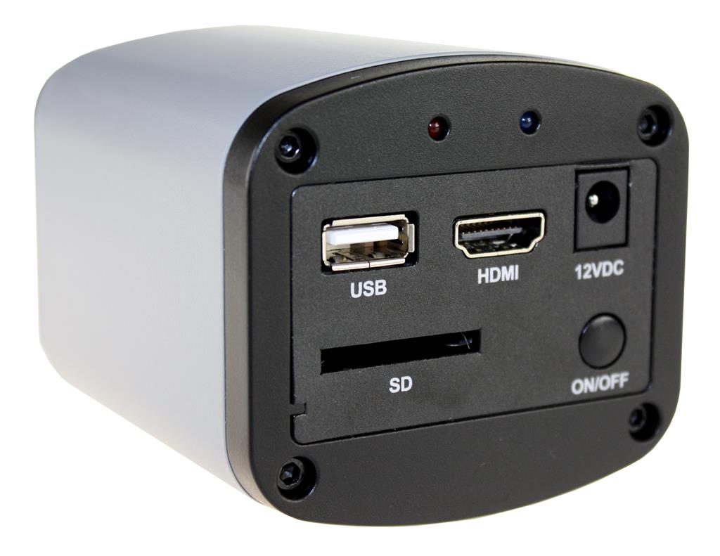 Ücretsiz teslimat in hd sanayi mikroskop kamera mp vga usb