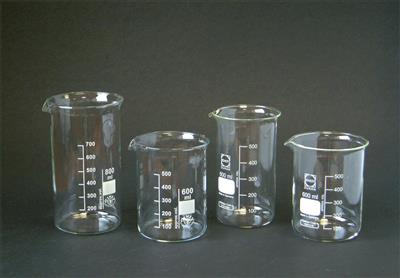 Becherglas 250 ml - hohe Form