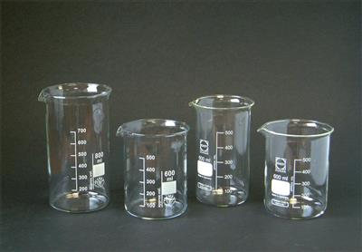 Becherglas 100 ml - hohe Form